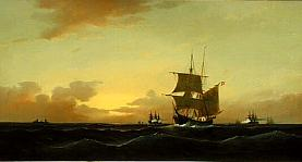 Image of Leitner Marine Painting