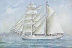 Italian ship portrait