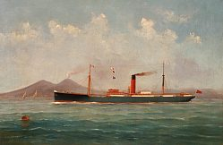 Image of Italian Ship Portrait