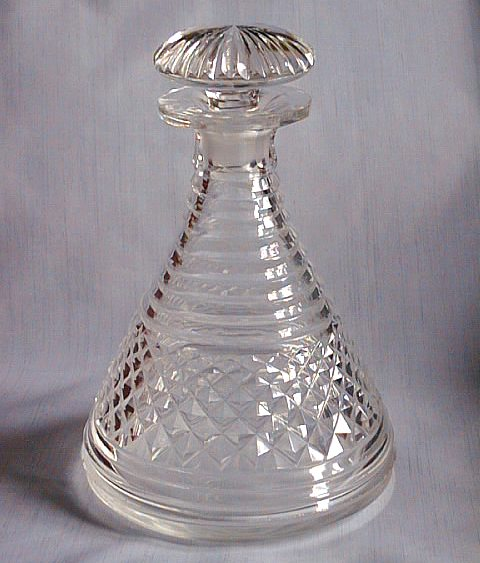 Ship`s Decanter