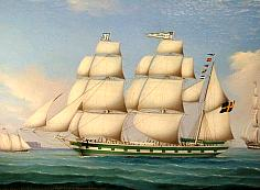 Image of Holm Ship Portrait