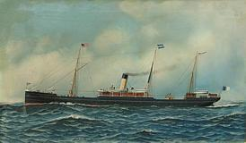 Jacobsen Ship Portrait