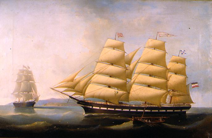 Fedeler Ship Portrait