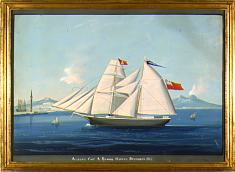 "Image of ""Albert"" Ship Portrait"